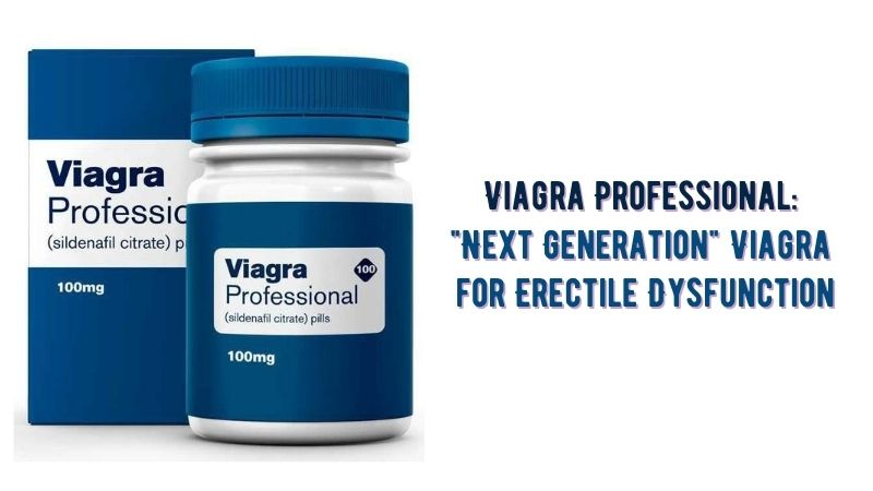Next Generation Viagra for Erectile Dysfunction