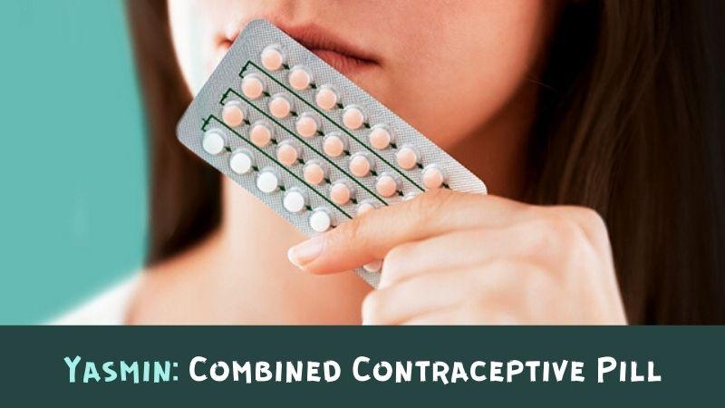 Yasmin Combined Contraceptive Pill